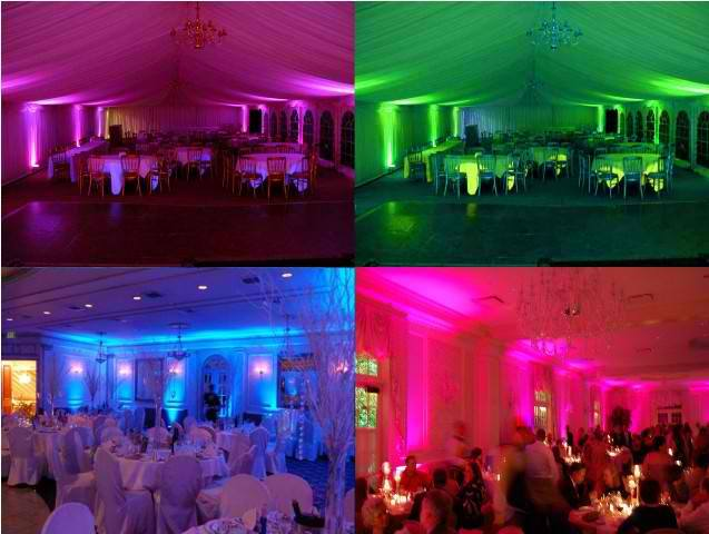 Uplighting Dj Matty Whitaker East Yorkshire